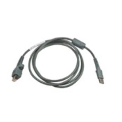 Intermec USB 2.0 6.5Ft USB kabel - Grijs