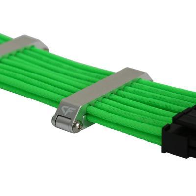 Nanoxia kabelklem: CF Kabelclip CC-16 - Aluminium