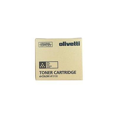 Olivetti B1133 Toner - Zwart