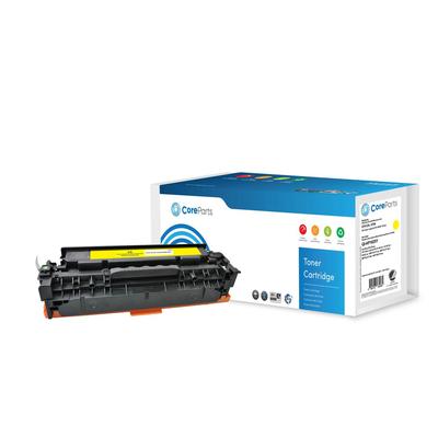 CoreParts QI-HP1025Y toners & lasercartridges