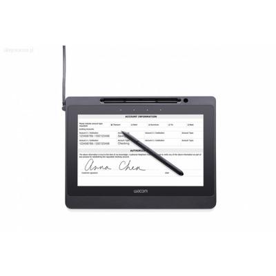 Wacom Signature Set DTU-1141B 10.1 FHD + Sign Pro PDF Tekentablet - Zwart