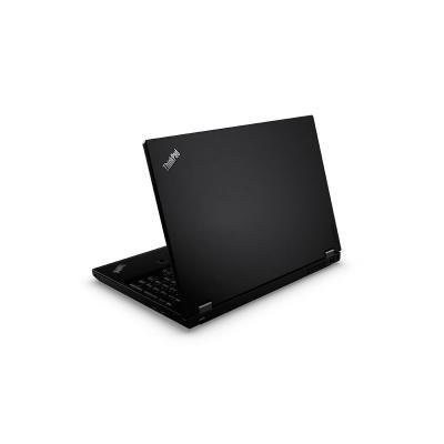 Lenovo laptop: ThinkPad L560 - Zwart