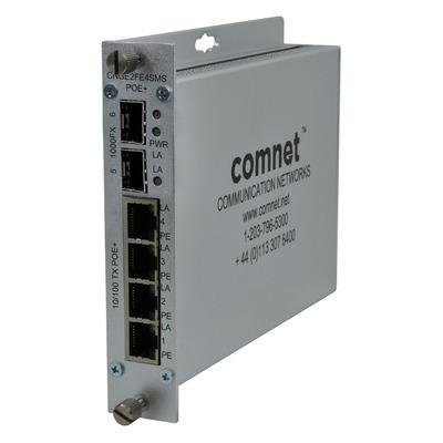 ComNet CNGE2FE4SMSPOEHO Switch - Grijs