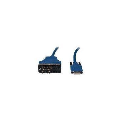 Cisco netwerkkabel: Router cable - M/34 (V.35) (M) (M) - 3 m (Open Box)