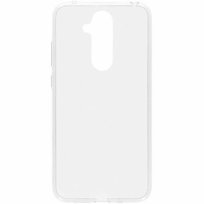 Clear Backcover Nokia 8.1 - Transparant / Transparent Mobile phone case