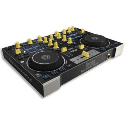 Hercules DJ controller: DJConsole RMX2 Premium TR - Aluminium, Grijs