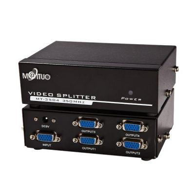 M-cab video splitter: SPL0800 - Zwart