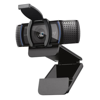 Logitech C920s Webcam - Zwart