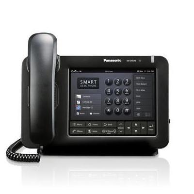 Panasonic ip telefoon: KX-UT670 - Zwart