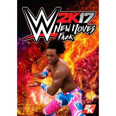 2k : WWE17 New Moves Pack PC
