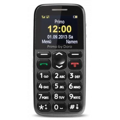 Doro mobiele telefoon: Primo 215 - Grijs