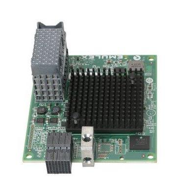 Lenovo netwerkkaart: Flex System FC5052 2-port 16Gb FC Adapter - Zwart, Groen