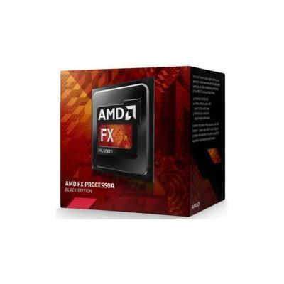 Amd processor: FX FX 6-Core Black Edition FX-6350 + Wraith cooler