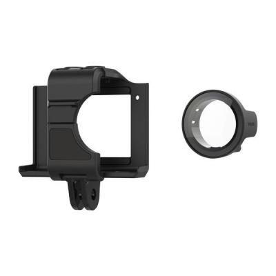 Garmin camera kooi: Cage with Protective Lens - Zwart