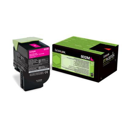 Lexmark 80C20M0 cartridge