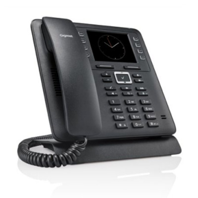 Gigaset Maxwell 3 IP telefoon - Zwart