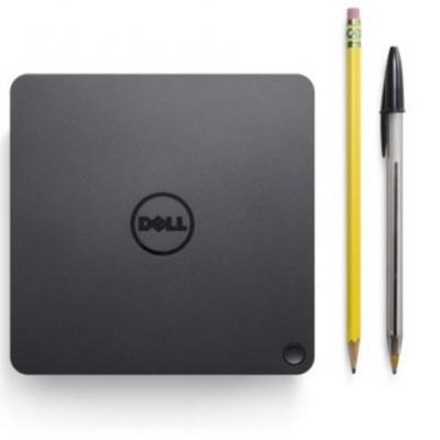 Dell mobile device dock station: 2x USB 2.0, 3x USB 3.0, Thunderbolt 3 (USB-C), Gigabit Ethernet, 240 W - Zwart