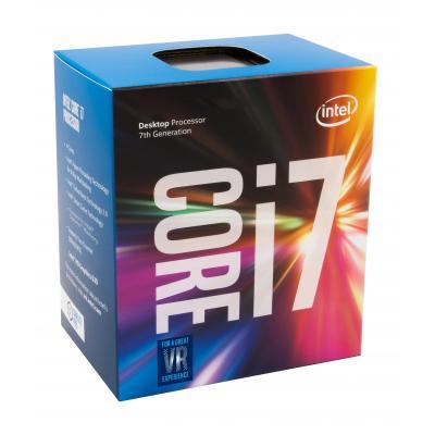 Intel processor: Core Intel® Core™ i7-7700T Processor (8M Cache, up to 3.80 GHz)