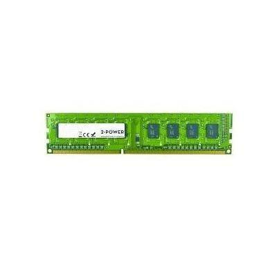 2-Power 8GB, DDR4, 2666MHz, ECC, REG, CL19, RDIMM
