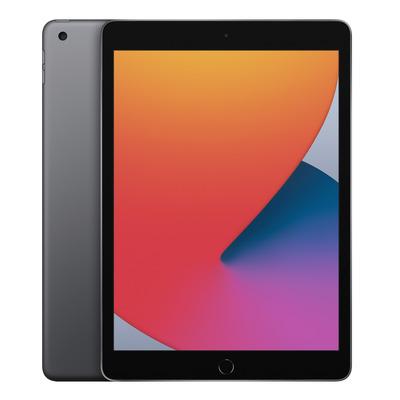 Apple iPad (2020) Wi-Fi 128GB 10.2 inch Space Grey Tablet - Grijs