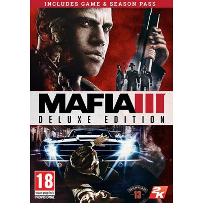 2k game: Mafia III Deluxe Edition PC
