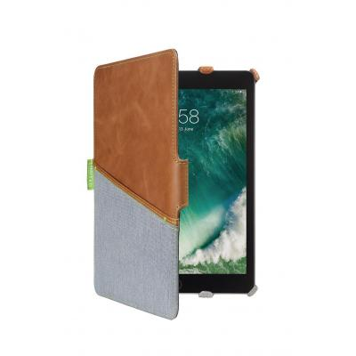 Gecko Covers APPLE IPAD 9.7 (2017 - 2018) LIMITED COVER BRUIN Tablet case - Bruin, Grijs