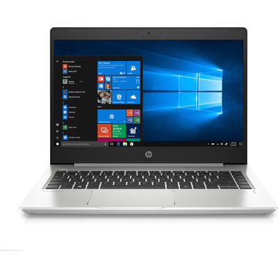 "HP ProBook 445 G7 14"" Ryzen 3 4GB RAM 128GB SSD Laptop - Zilver"