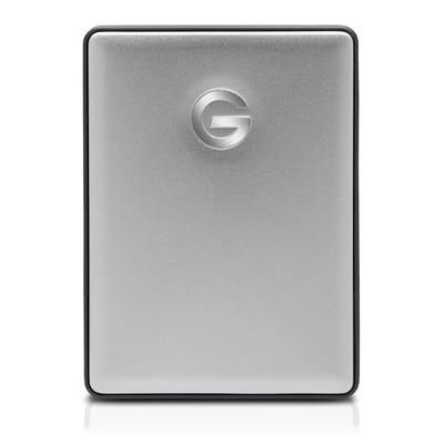 G-Technology G-DRIVE Mobile USB-C Externe harde schijf - Zwart, Grijs
