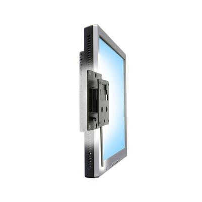 Ergotron FX30 Fixed Wall Mount Monitorarm - Zwart