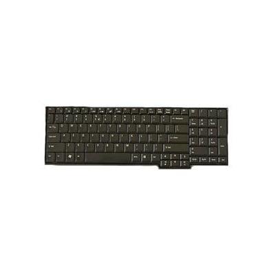 Acer toetsenbord: Aspire 8920G keyboard - Zwart, QWERTY