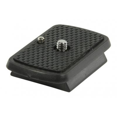 Camlink statief accessoire: Quick release plate for CL-TP2800 - Zwart