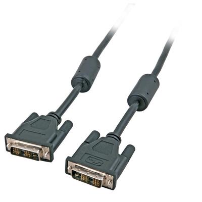 EFB Elektronik K5433.5V2 DVI kabel  - Zwart
