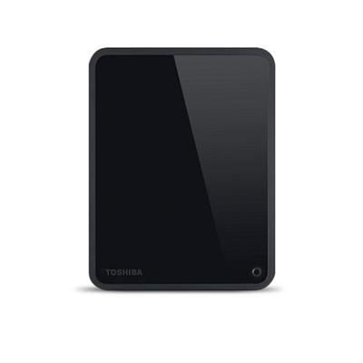 Toshiba HDWC360EK3JB Externe harde schijf - Zwart