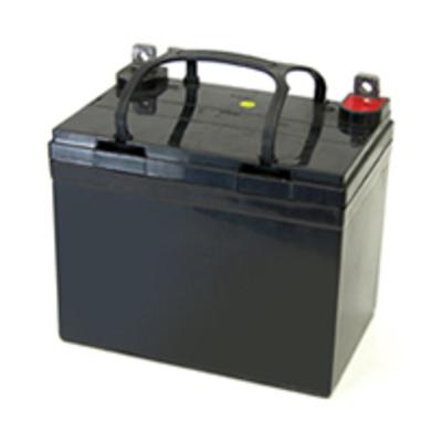 Ergotron SV22 Replacement Battery, 55 Ah Batterij - Zwart