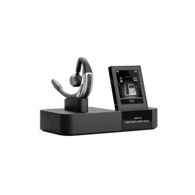 Jabra headset: MOTION MS OFFICE EN + BT Kit - Zwart