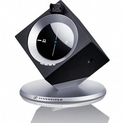 Sennheiser DW Base set Koptelefoon accessoire - Zwart, Zilver