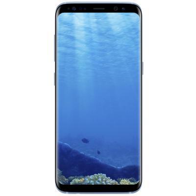 Samsung smartphone: Galaxy S8 - Blauw 64GB