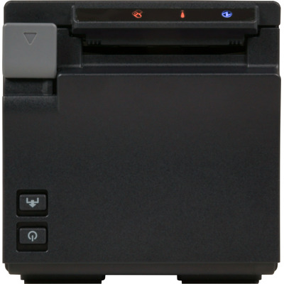 Epson TM-m10 (112): BT, Black, PS, EU Pos bonprinter - Zwart