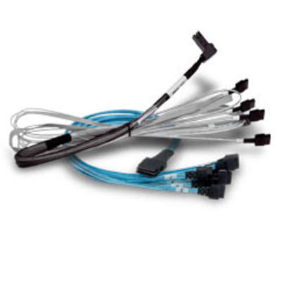 Broadcom L5-00191-00 Kabel - Zwart, Blauw, Grijs