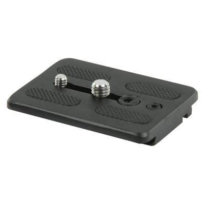 Camlink statief accessoire: Quick release plate for CL-TPPRO28C - Zwart