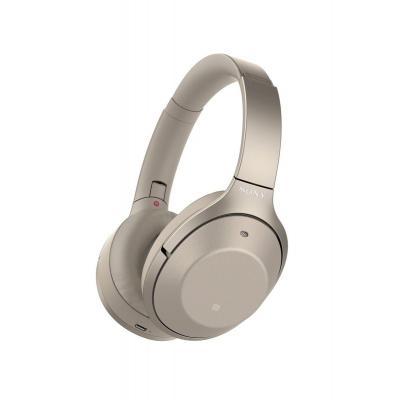 Sony koptelefoon: WH-1000XM2 - Goud