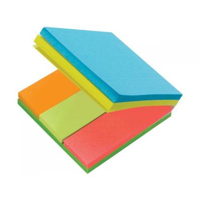 Post-it zelfklevend notitiepapier: Notitieblok + pagemarkers