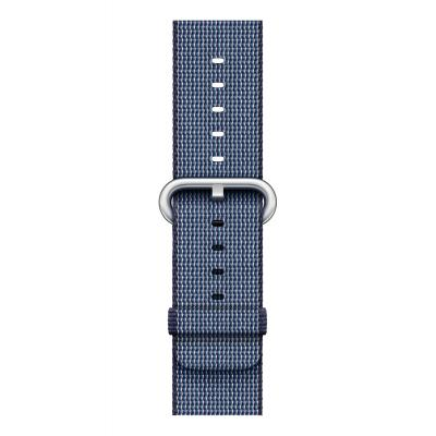Apple : 42mm Midnight Blue Woven Nylon
