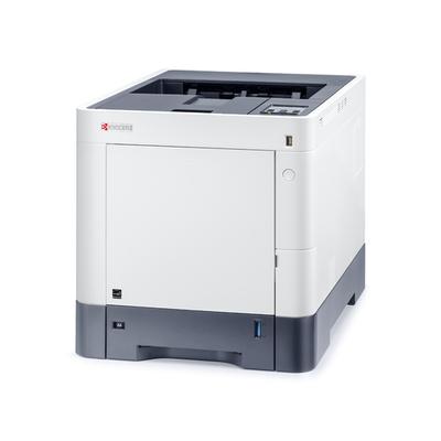 Kyocera laserprinter: ECOSYS P6230cdn - Zwart, Cyaan, Magenta, Geel