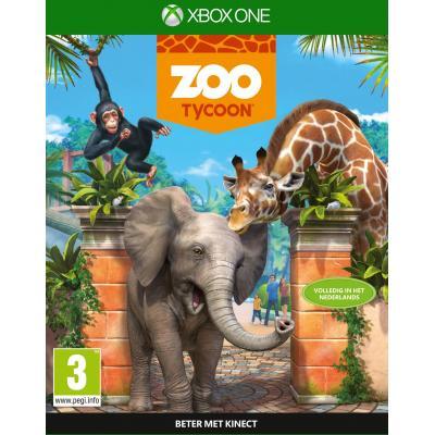 Microsoft game: Zoo Tycoon  Xbox One