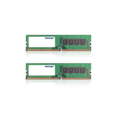Patriot Memory DDR4 16GB 2133 MHz DIMM RAM-geheugen - Groen