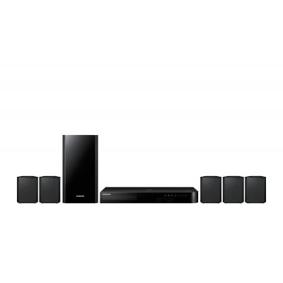 Samsung home cinema system: 3D Blu-ray & DVD Home Theatre System, 5.1 Ch, PAL, FM/RDS, 500W, Ethernet, Bluetooth, DLNA, .....