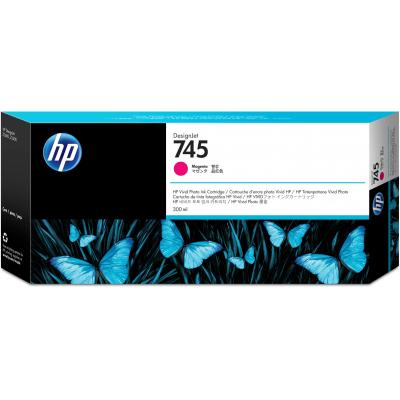 HP F9K01A inktcartridge
