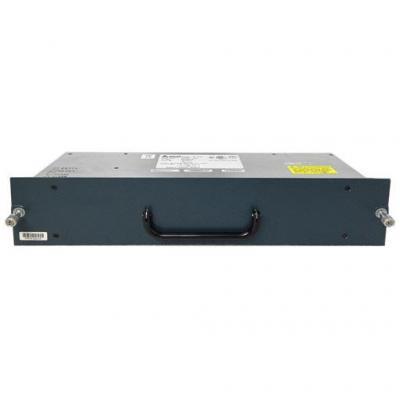 Cisco switchcompnent: 1400 W AC-Input Power Supply - Zwart, Grijs (Open Box)