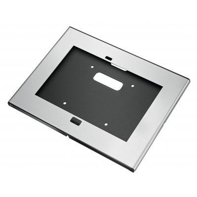 Vogel's PTS 1211 TabLock voor Samsung Galaxy Tab 3 en 4 10.1, home-knop toegankelijk Accessoire  - Zilver